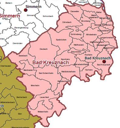 Bistum Trier Karte.Pfarrei Der Zukunft Kath Kirche Kreuznach De